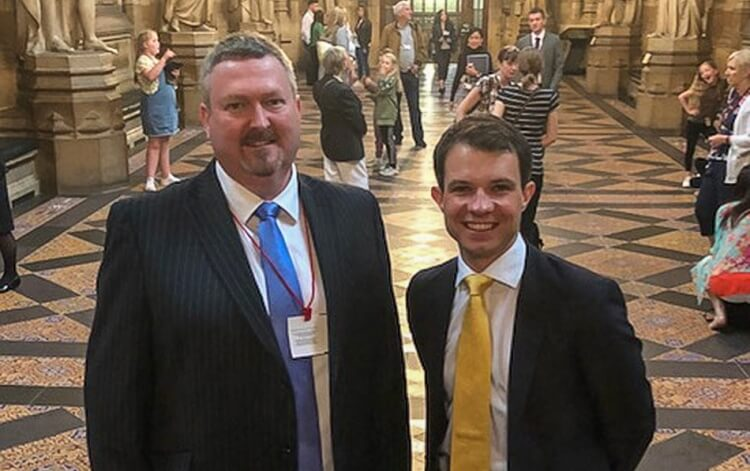 Texo DSI Attend Houses of Parliament
