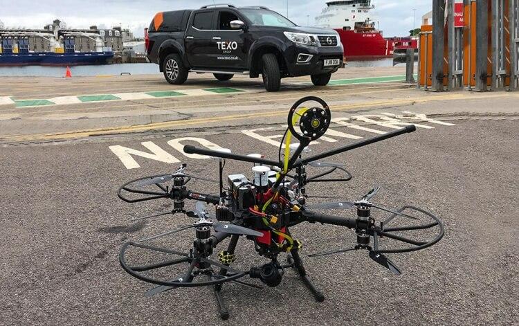Advanced UAV Integrated UT Gauge Unveiled