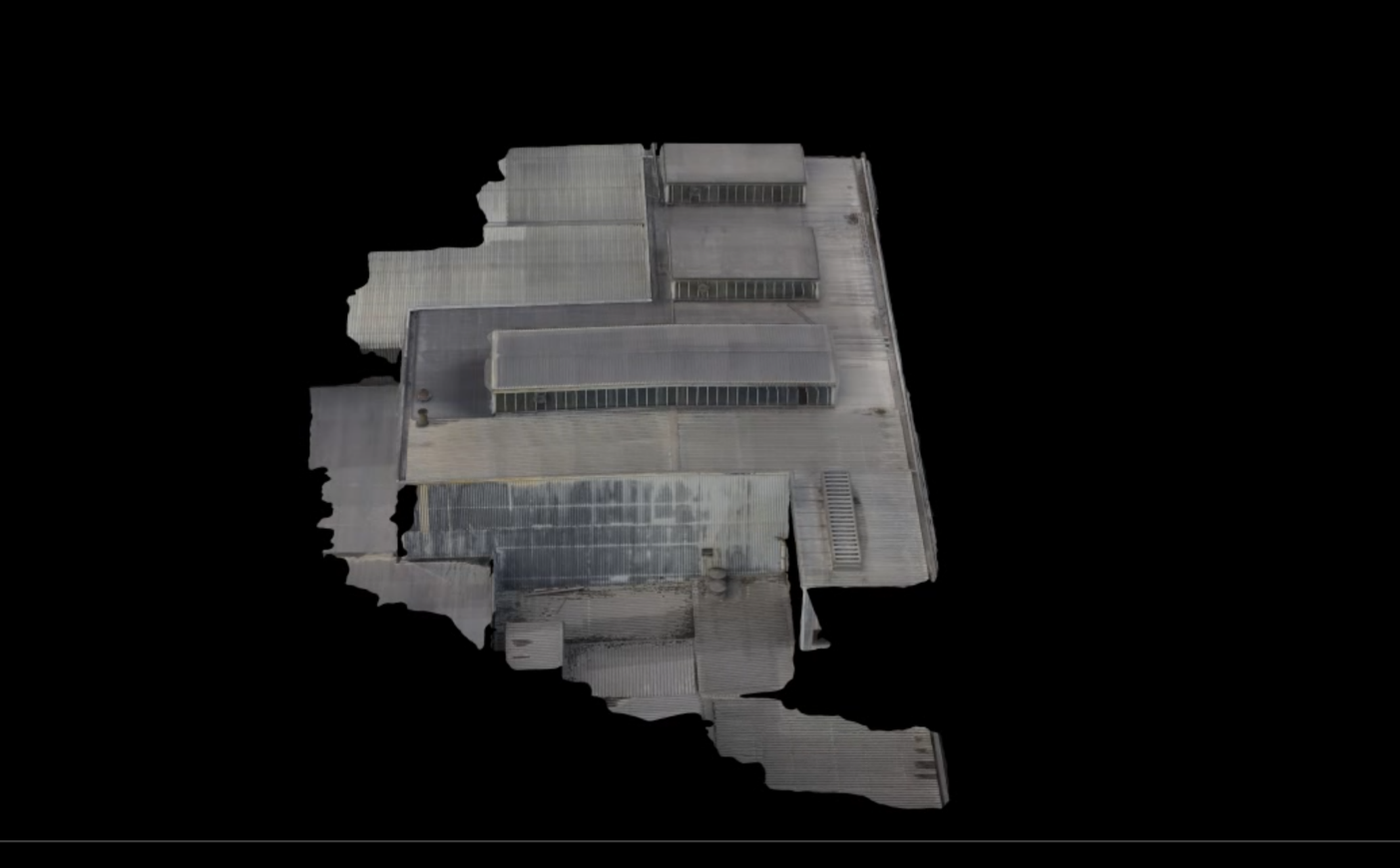 Texo 3D Laser Scanning & 3D Modelling slide