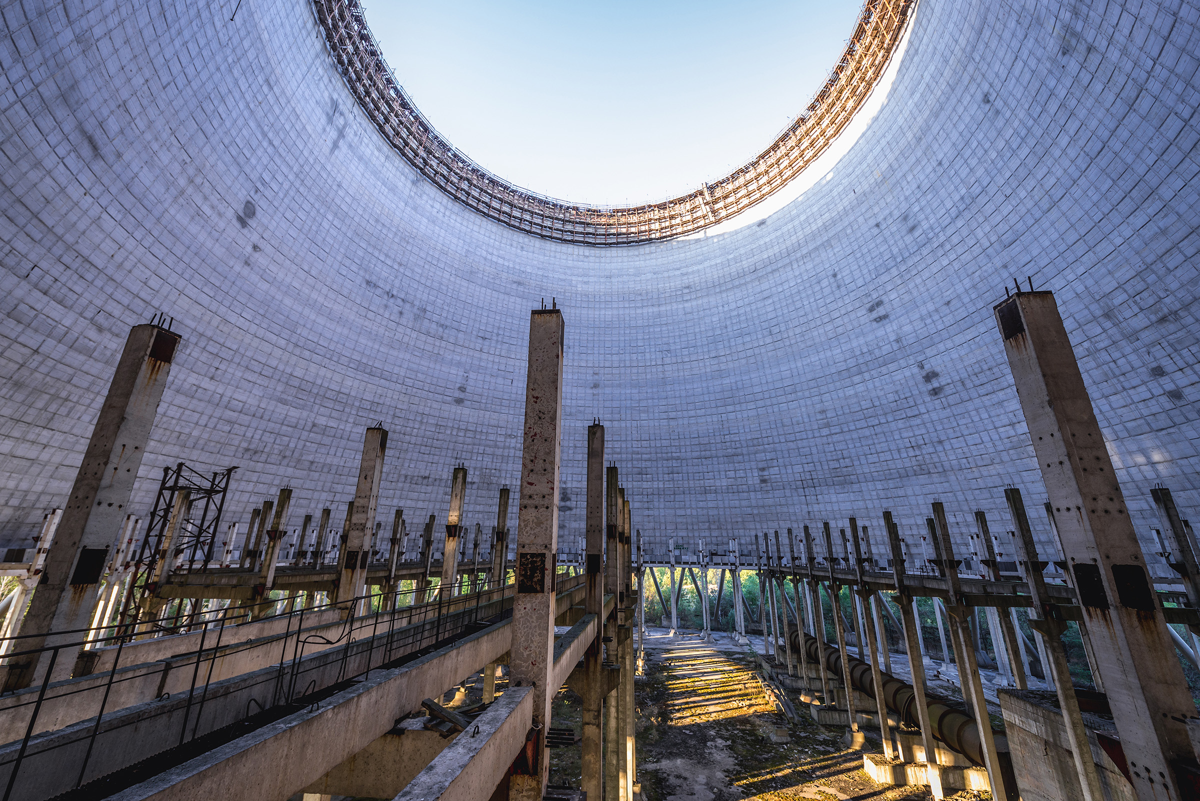 Texo conducts world's first inspection inside a Uranium Enrichment Facility