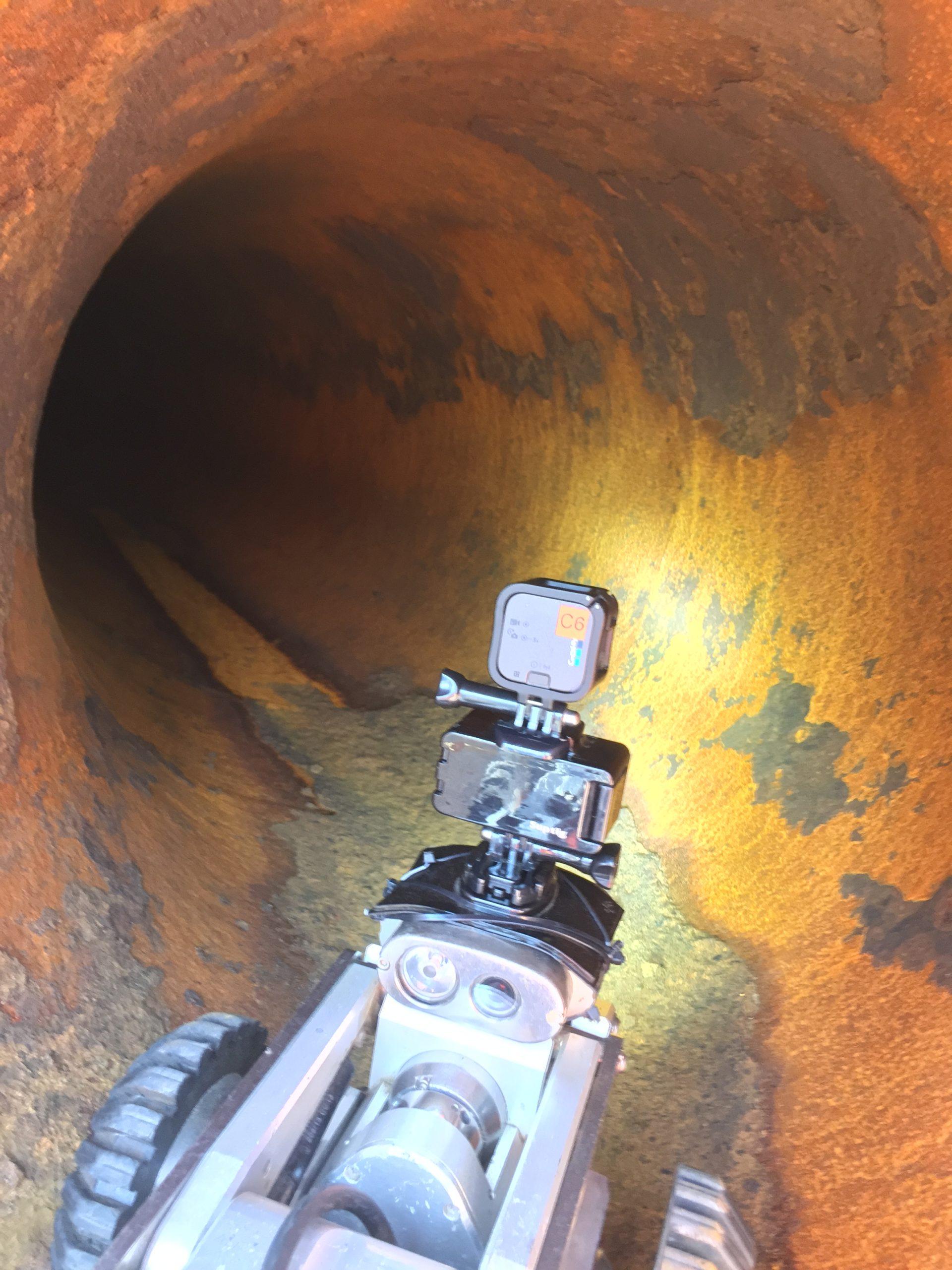 Confined Space Survey & Hazardous Environment Inspection