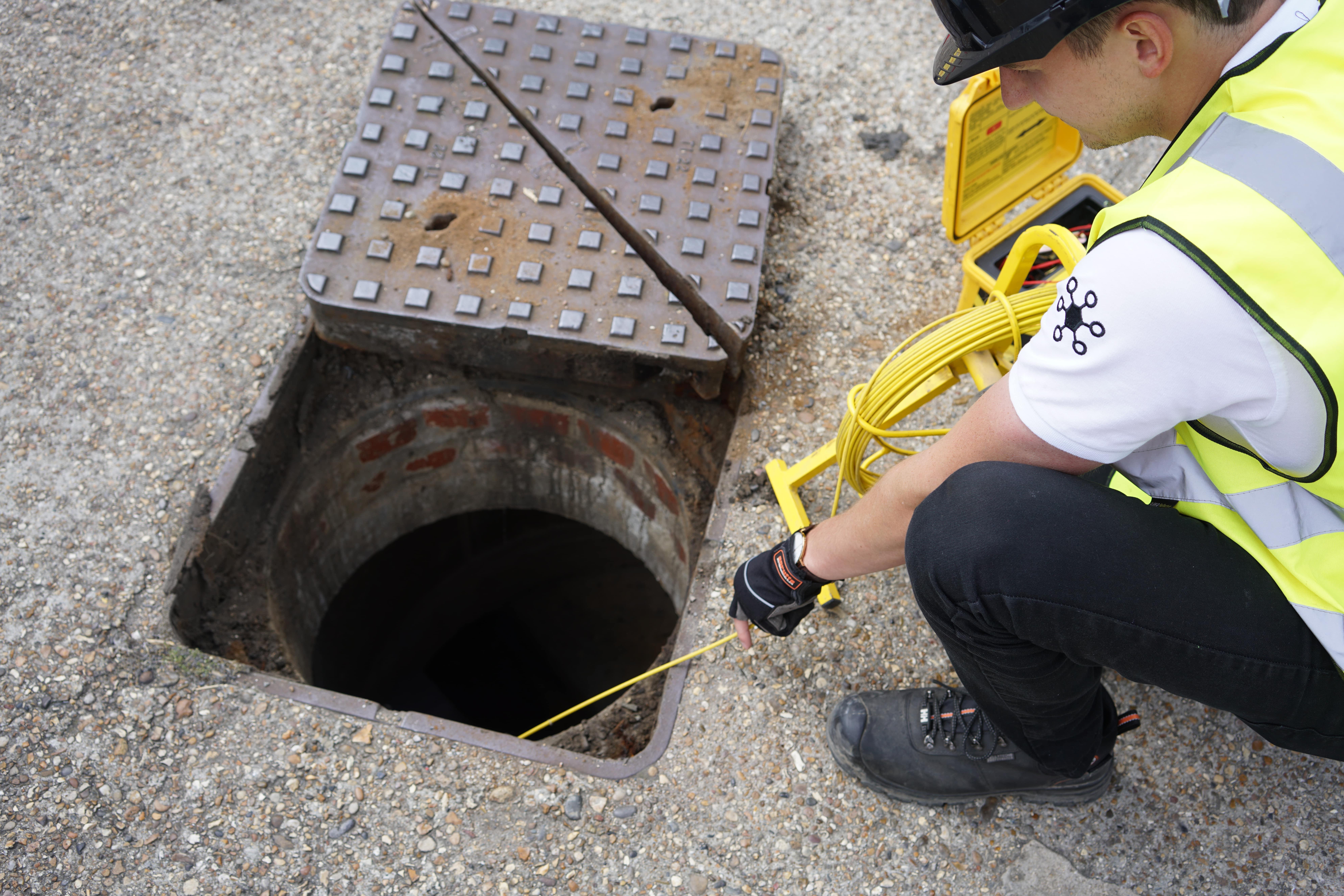 Texo Utility & Drainage  Investigation Services slide