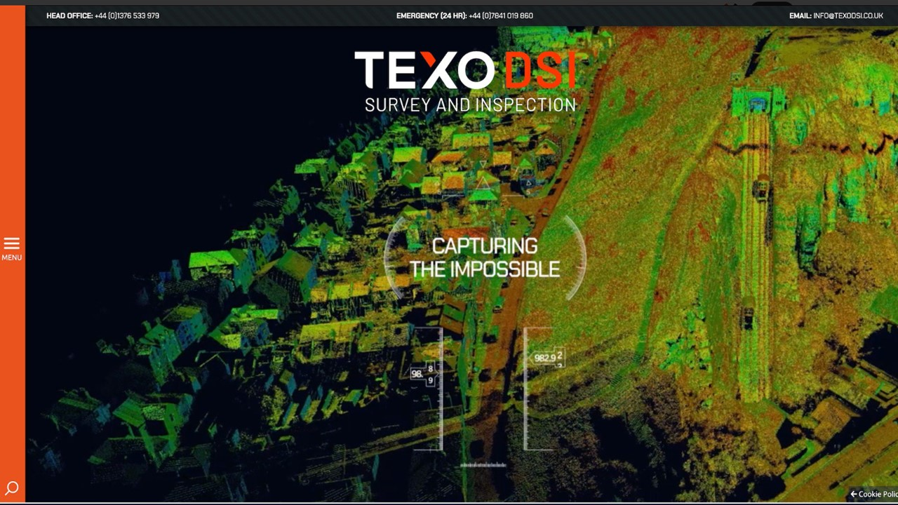 New Texo DSI Website Launched