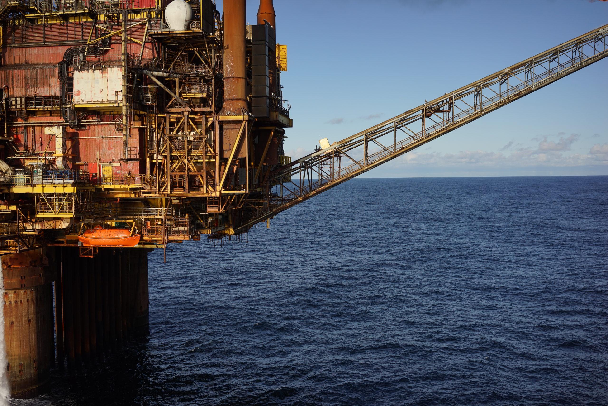 TEXO DSI defines 3D data in the North Sea