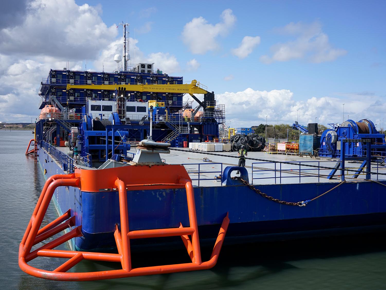 3D Laser Scanning for Accommodation Vessel Bid