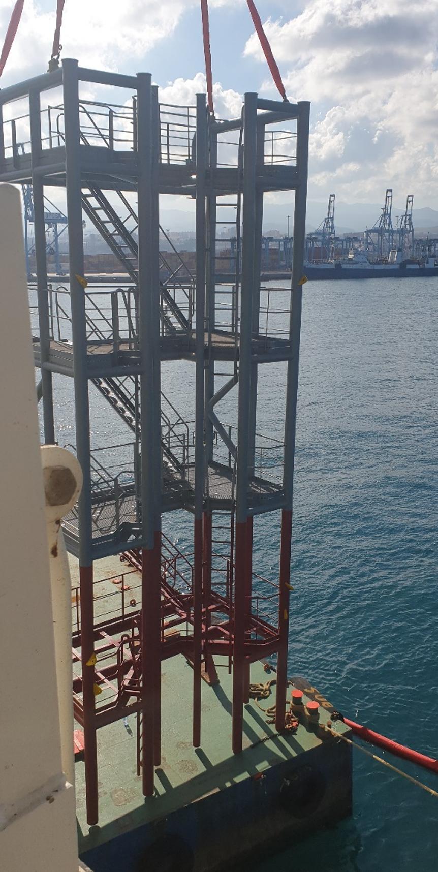 Multi-Discipline Boating Landing Project